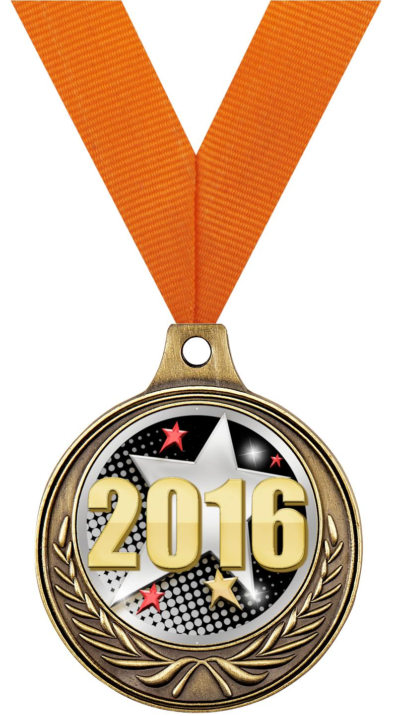 "1 1/2"" T-Ball Medals"