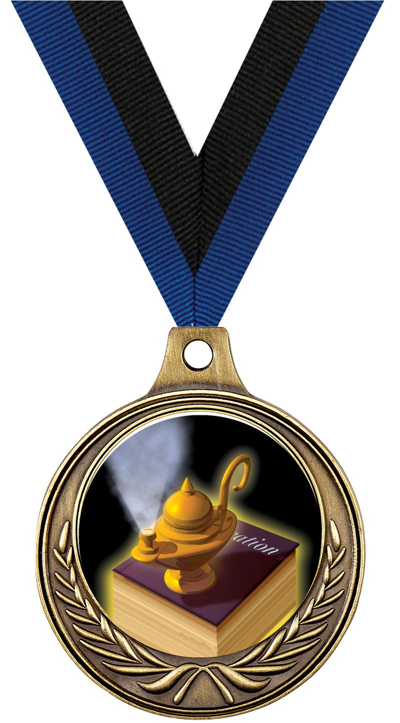 """1 1/2"""" Scholastic Medals"""