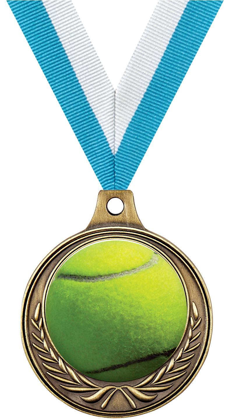 "1 1/2"" Tennis Medals"