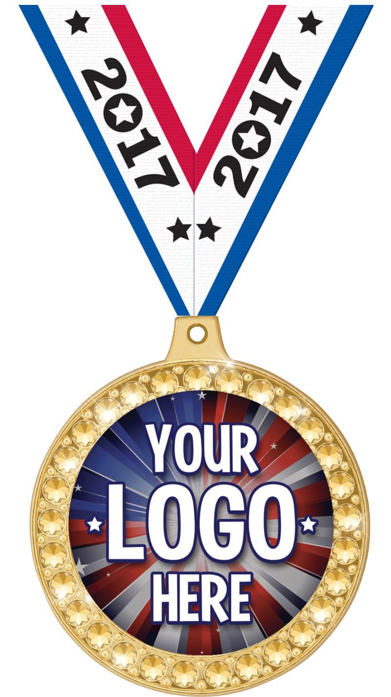 """2"""" Twinkler Medals"""