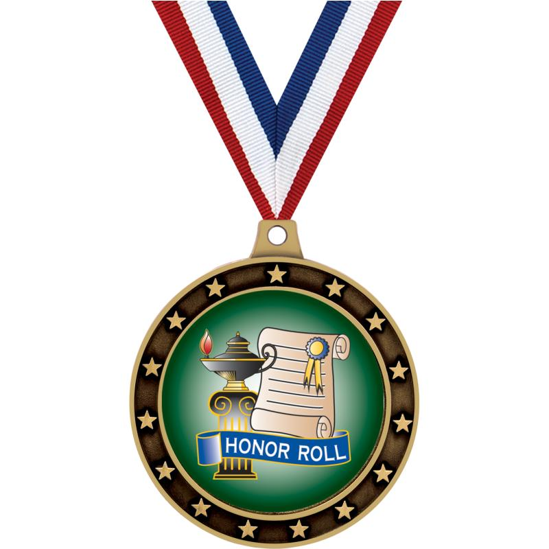Honor Roll Trophies   Honor Roll Medals   Honor Roll Plaques