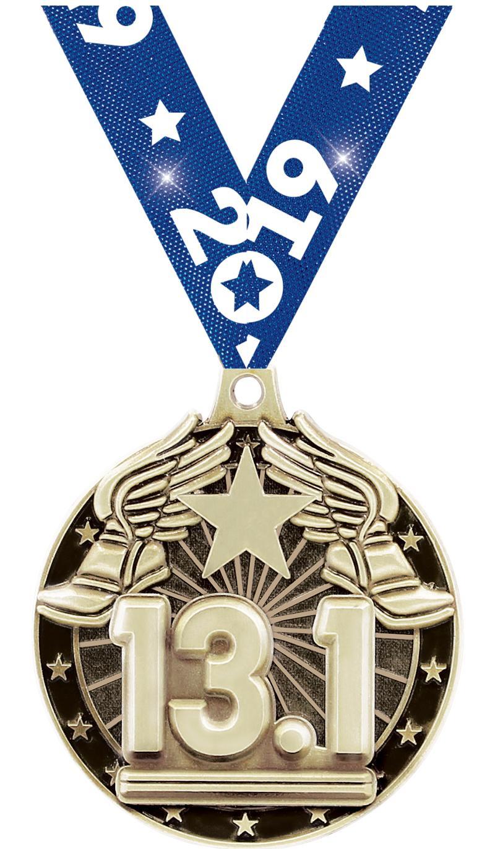"""2"""" 3D 13.1 GOLD MEDAL"""