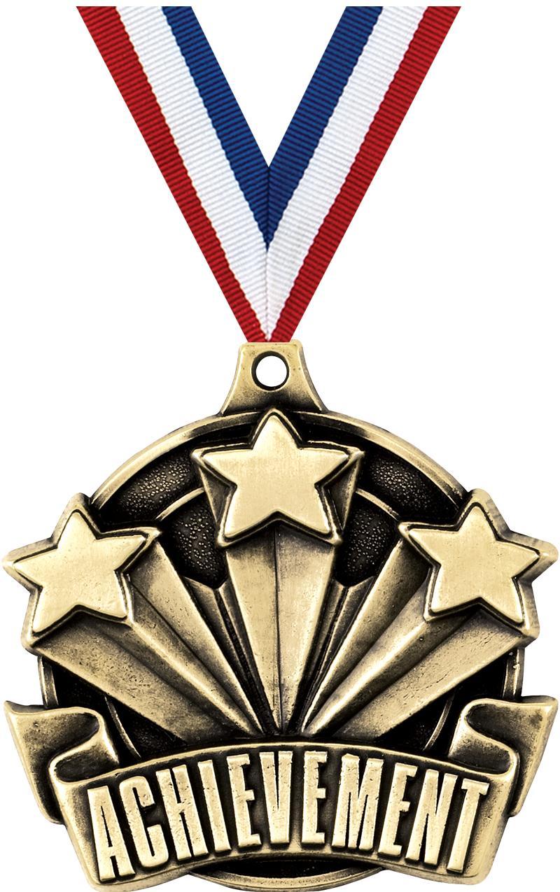 """2"""" Achievement Medals"""