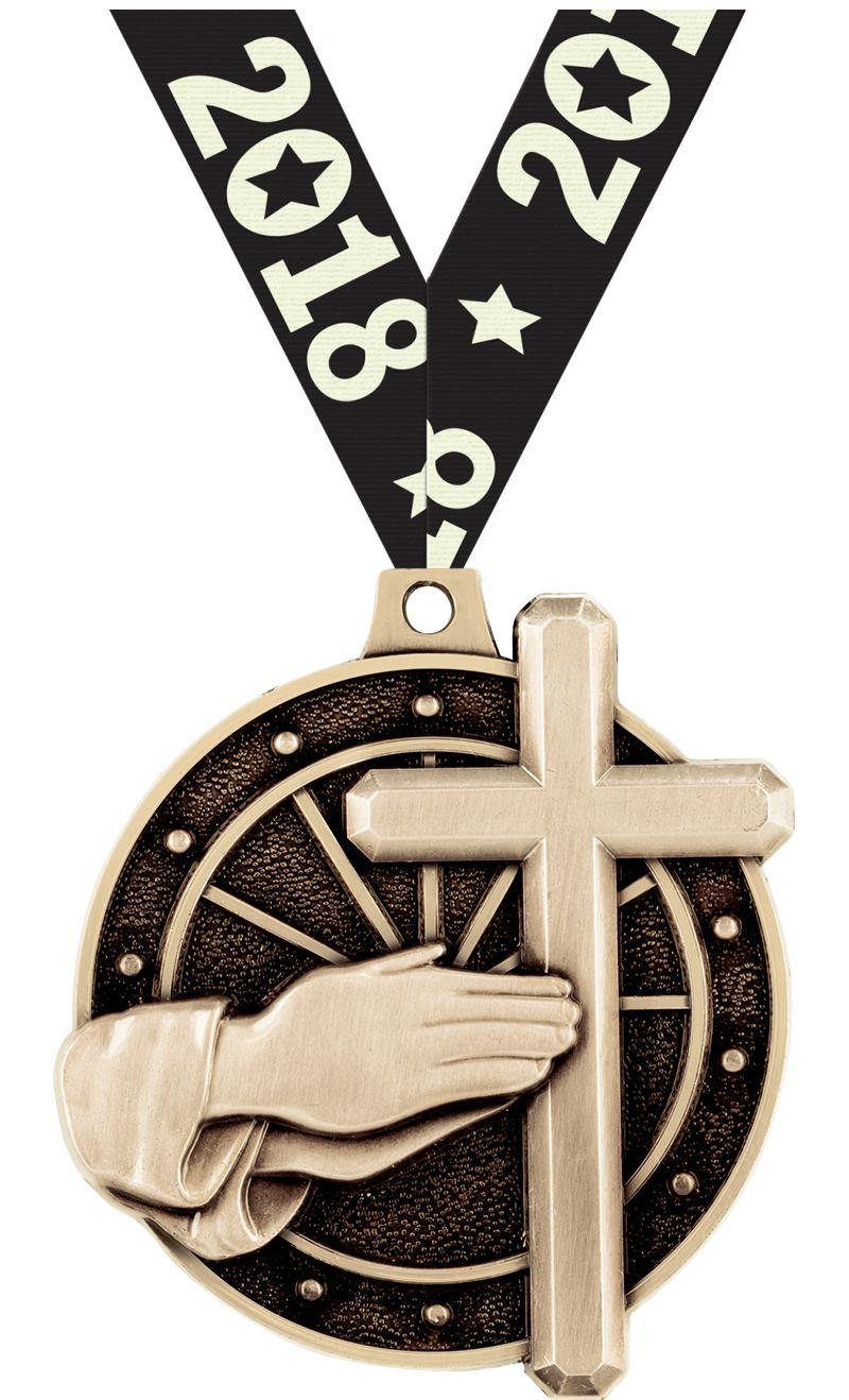 """2"""" Cross Medals"""