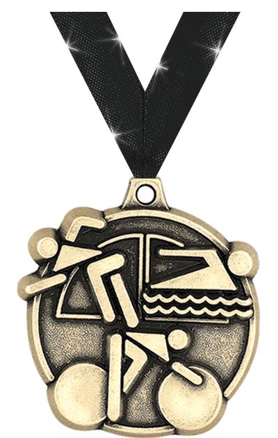 "2"" Triathlon Medals"