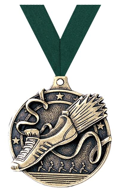 """2"""" Winged Foot Medals"""