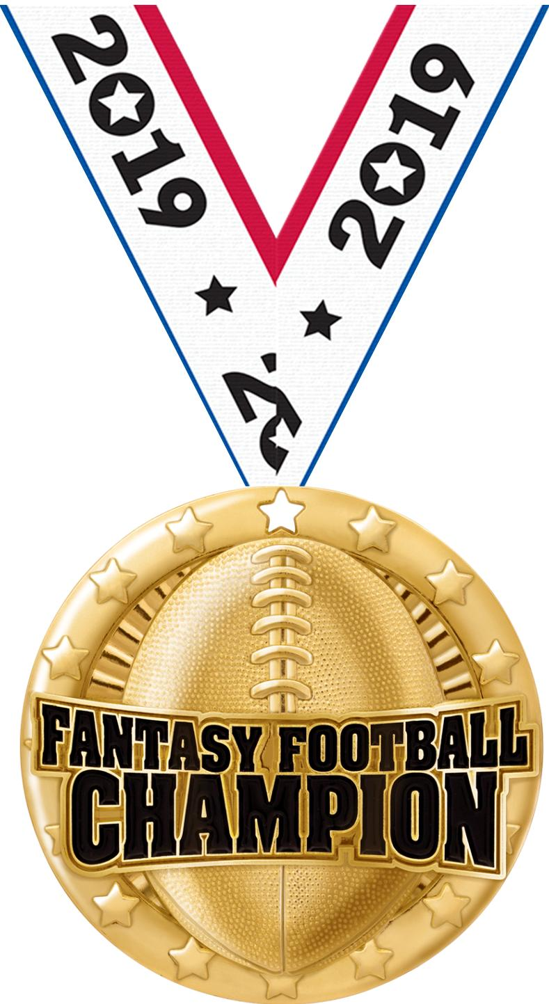 "2"" BLAZE FANTASY FOOTBALL MDL"