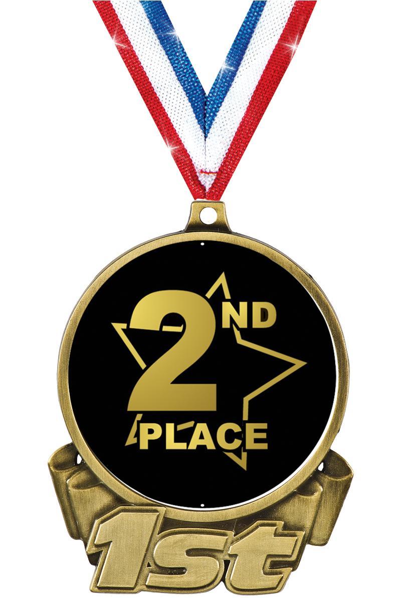 "3""DA 1ST PLACE INS MEDAL GOLD"