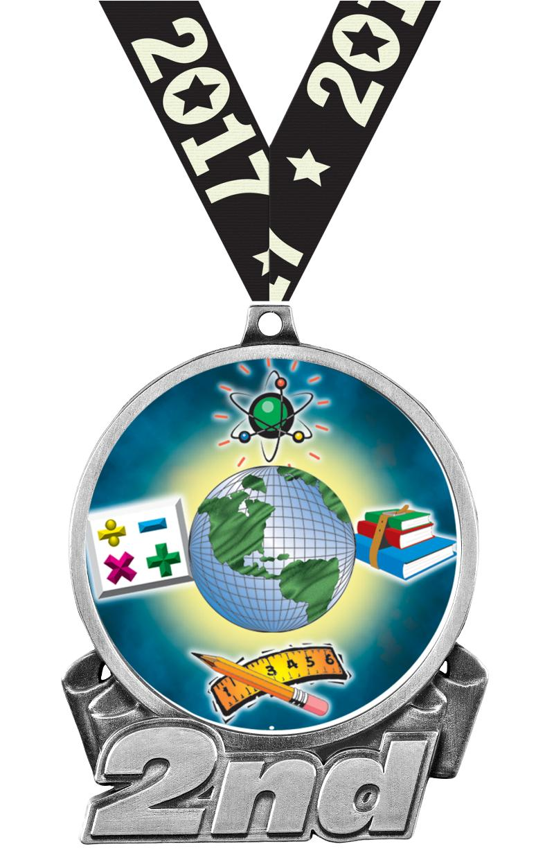 """3""""DA 2ND PLACE IN MEDAL SILVER"""