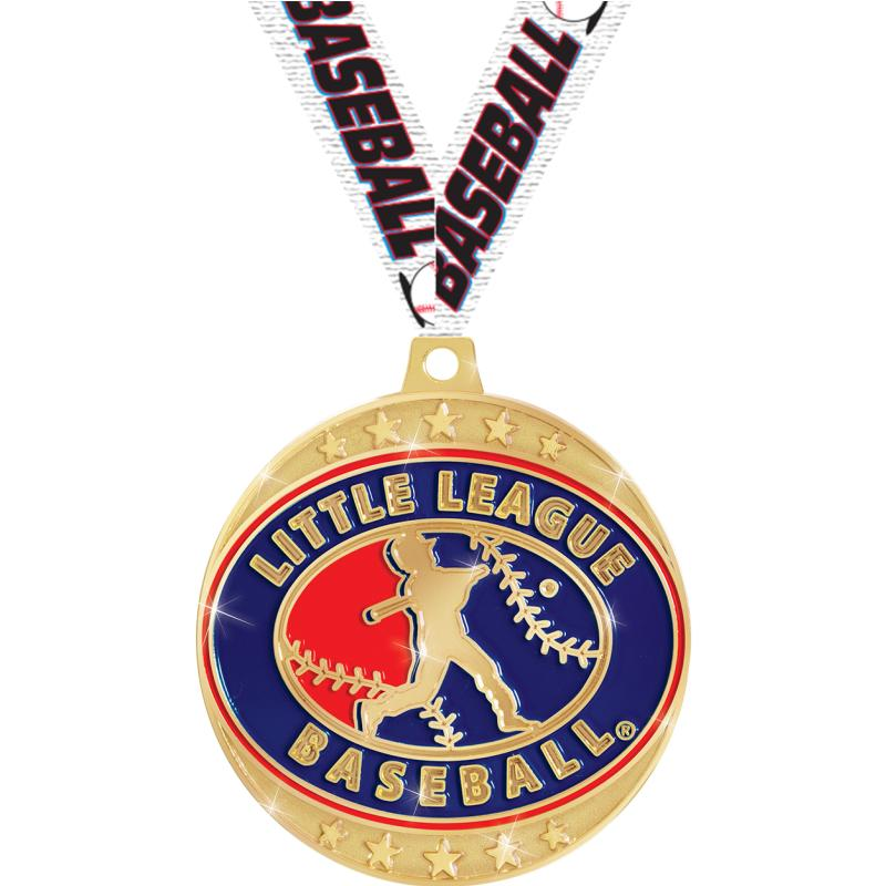 "2""COLOR LITTLE LEAGUE BB MDL G"