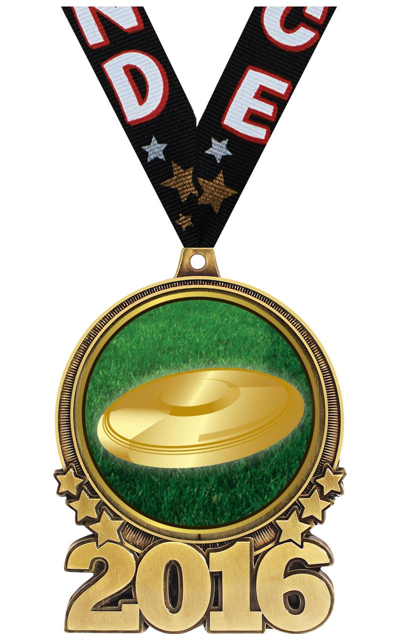 """3"""" DOUBLE ACTION 2016 GLD MDL"""