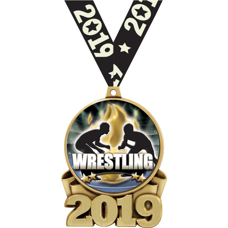 """3"""" DOUBLE ACTION 2019 GLD MDL"""