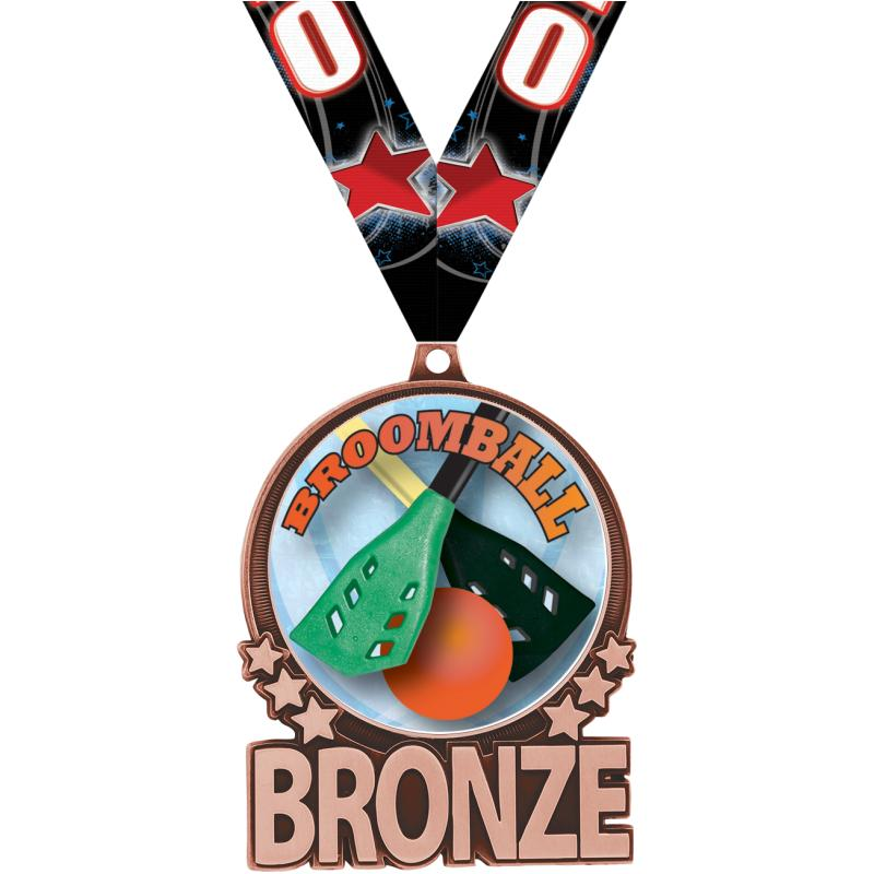 """3"""" DOUBLE ACTION BRONZE MDL BZ"""
