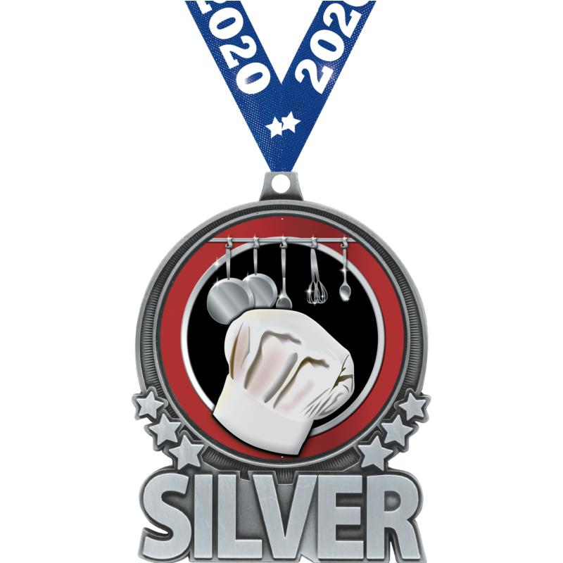 """3"""" DOUBLE ACTION SILVER MDL SV"""