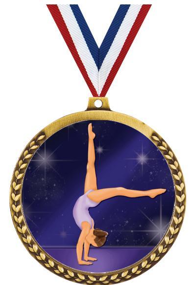 "3.5"" Mega Medal"