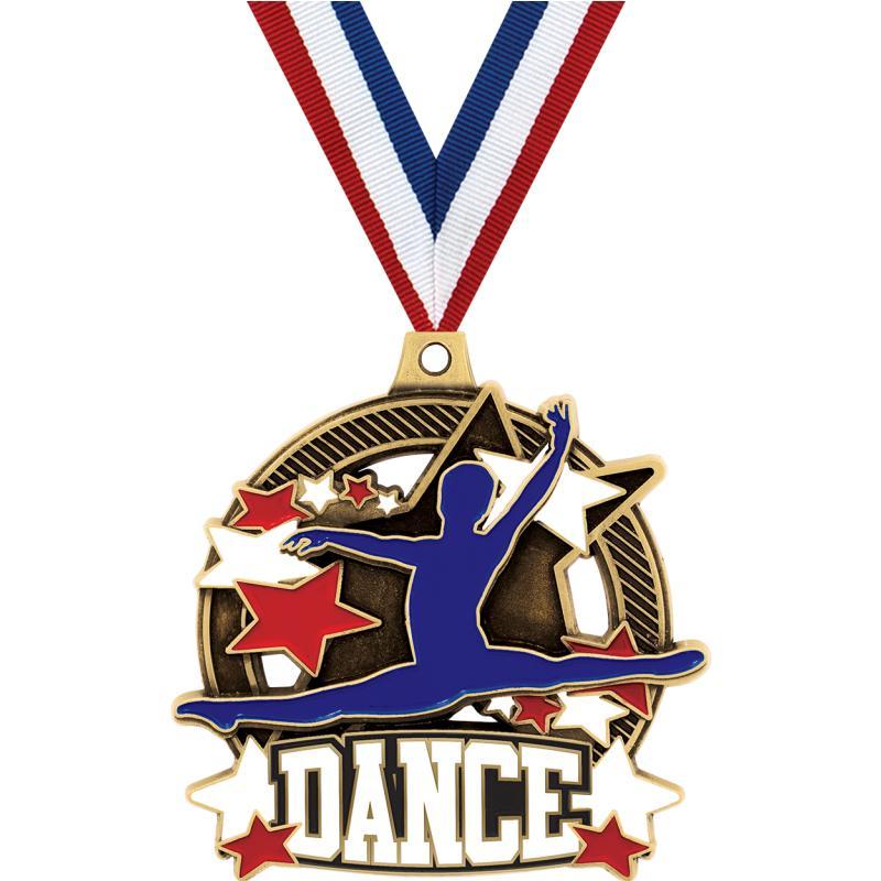 "2.25""SHIELDZ MALE DANCE MDL GD"