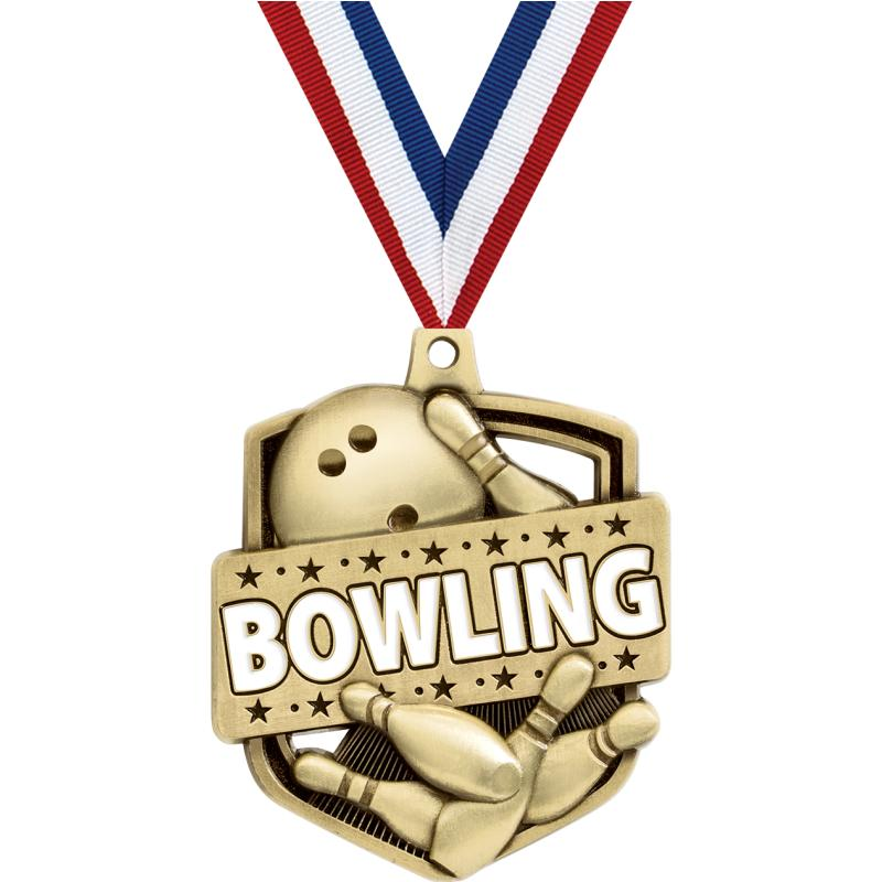 """2.25"""" ADMIRAL BOWLING MDL GD"""
