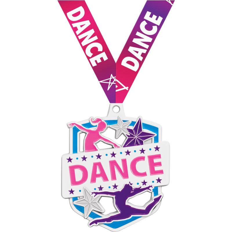 "2.25"" ADMIRAL DANCE MDL WHITE"