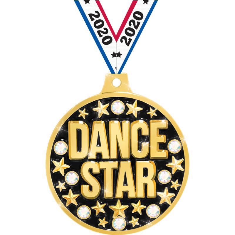 "2""BRILLIANCE DANCE STAR MDL GD"
