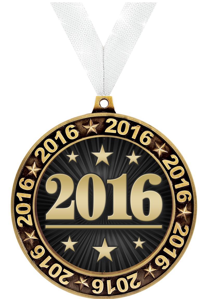 "2.75"" 2016 PERIMETER MDL GLD"