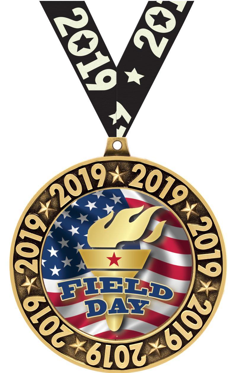 """2.75"""" 2019 PERIMETER MDL GOLD"""