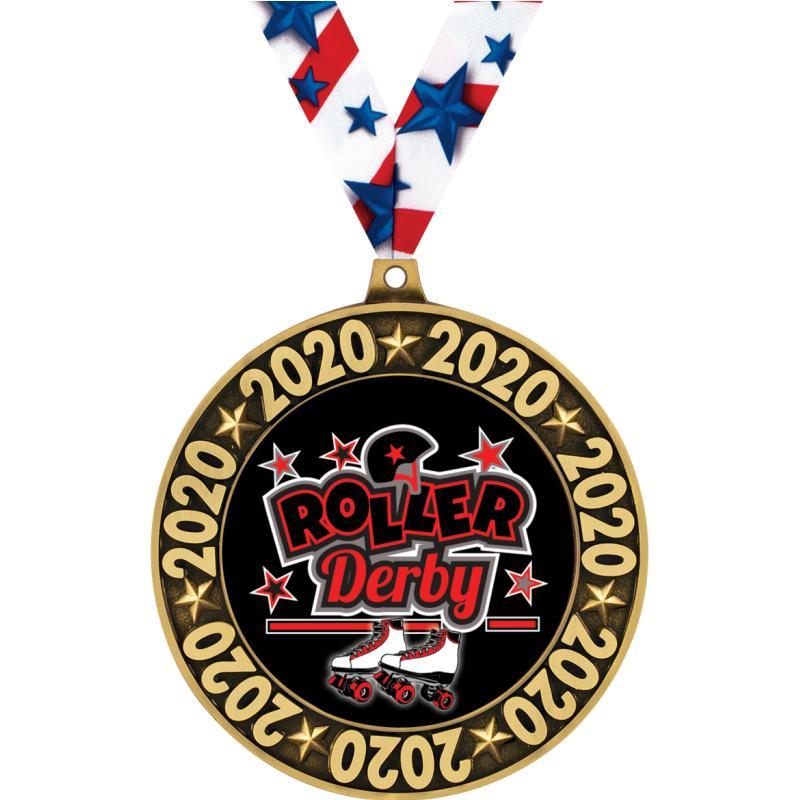 """2.75"""" 2020 PERIMETER MDL GOLD"""