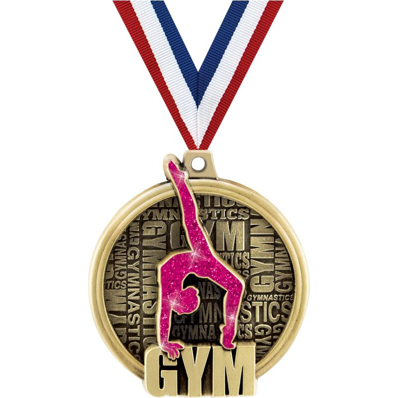 Gymnastics Trophies | Gymnastics Medals | Gymnastics ...