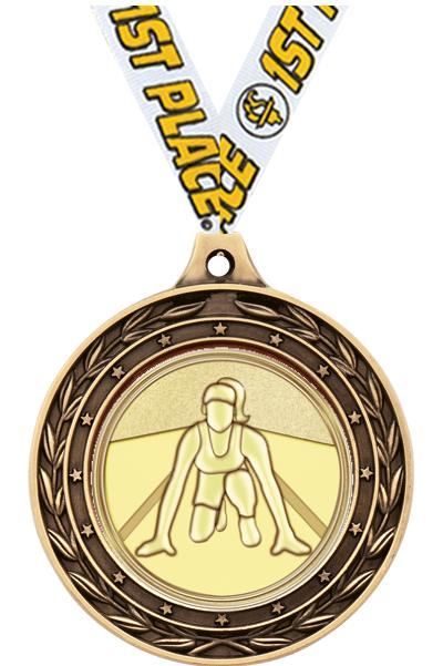 """2"""" Duo Medals"""