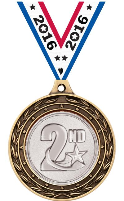 """2"""" Chess Duo Medals"""