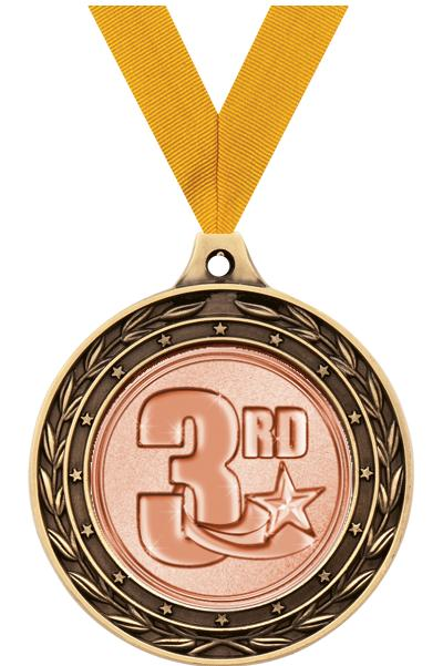 """2"""" Soccer Duo Medals"""