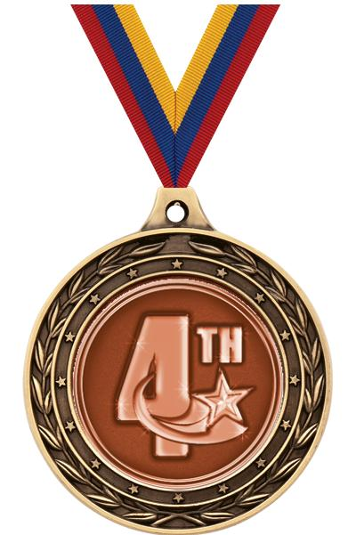"""2"""" Torch Duo Medals"""
