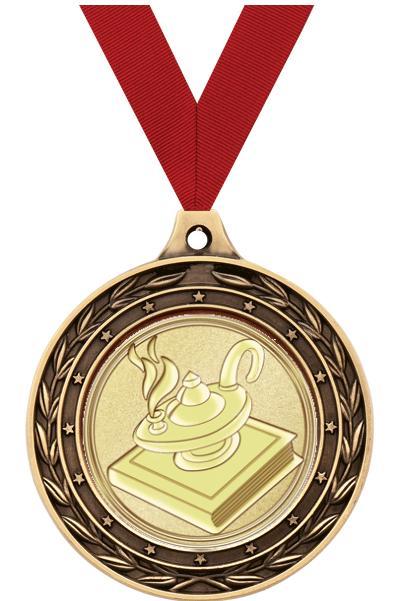 """2"""" Graduation Duo Medals"""