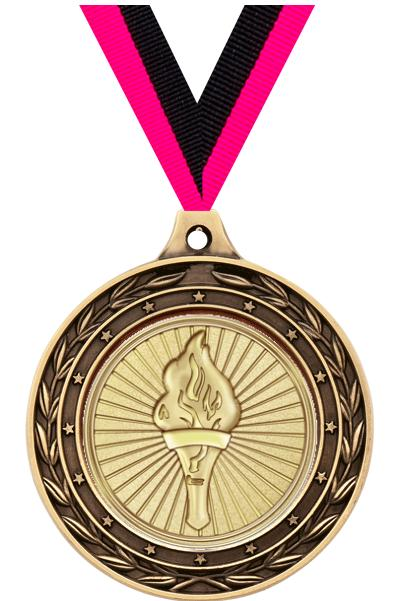 """2"""" Music Duo Medals"""