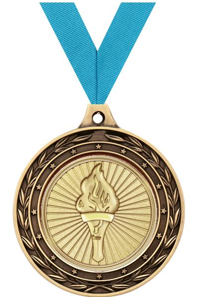 "2"" Cheer Duo Medals"