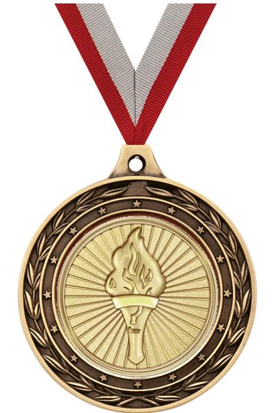"""2"""" Basketball Duo Medals"""