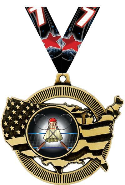"2"" United States Medal"