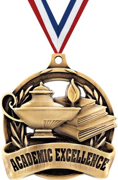 Image result for gold medal academic excellence