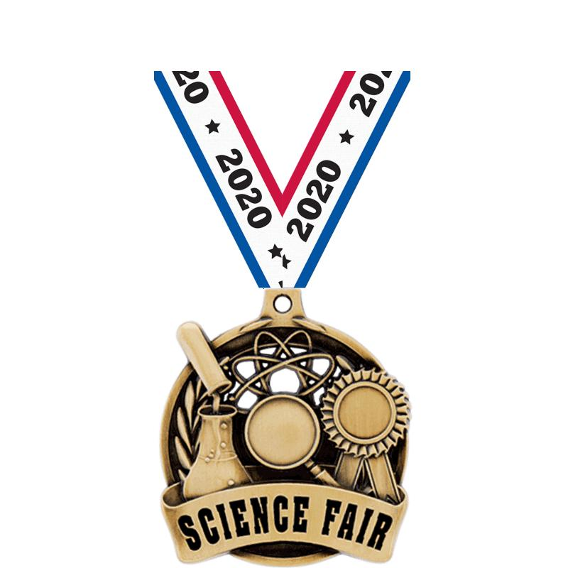 SCIENCE FAIR ACHIEVE MDL GLD