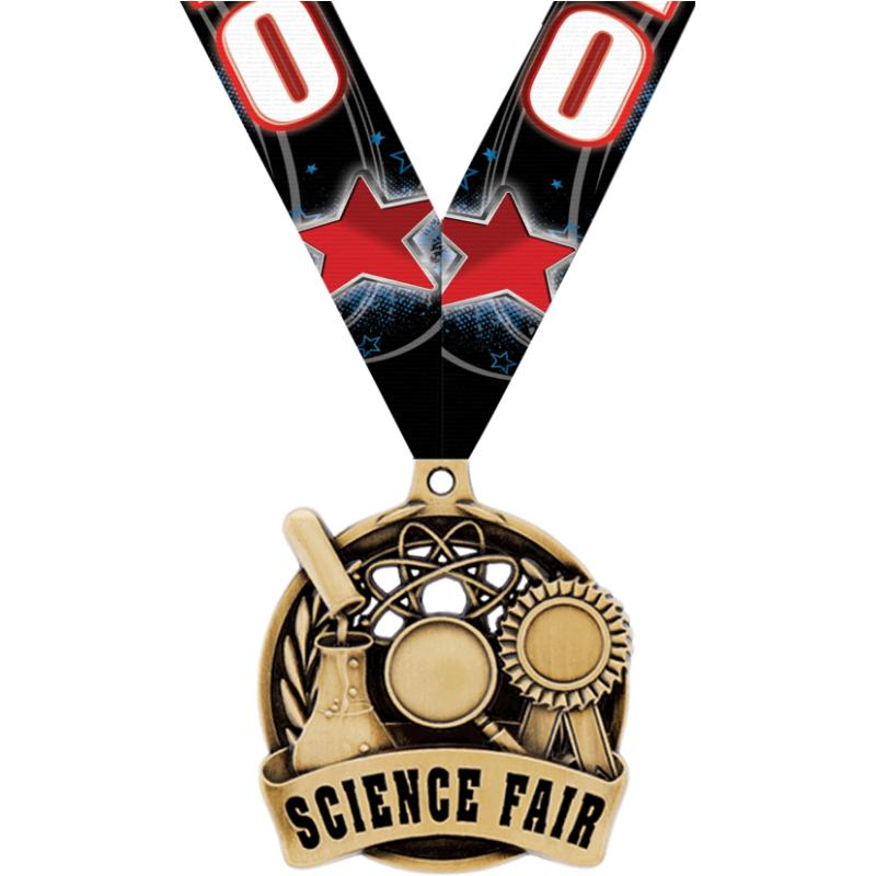 SCIENCE FAIR ACHIEVE MDL GLD