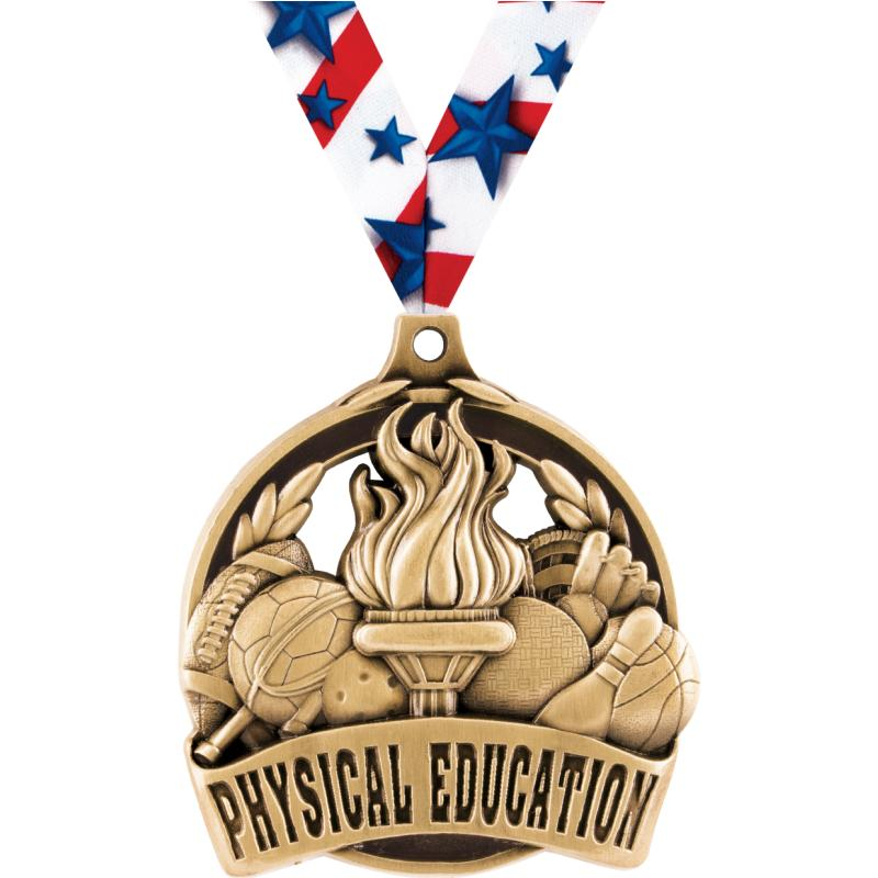 "2"" PHYSICAL EDUCATION MDL GD"