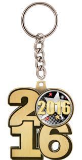 """2.25"""" 2016 INSERT MEDAL GOLD"""