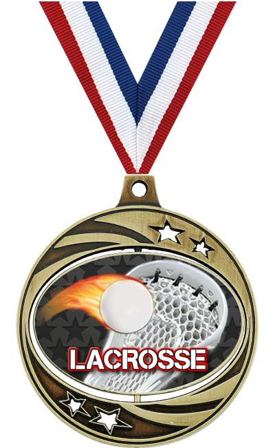 "2"" SPINZER LACROSSE GOLD"
