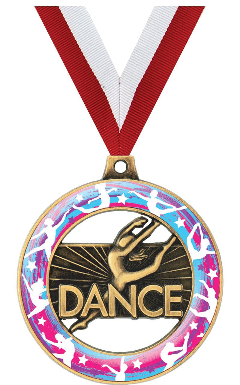 "2"" DANCE SPORT RIMZ 3.0 GOLD"