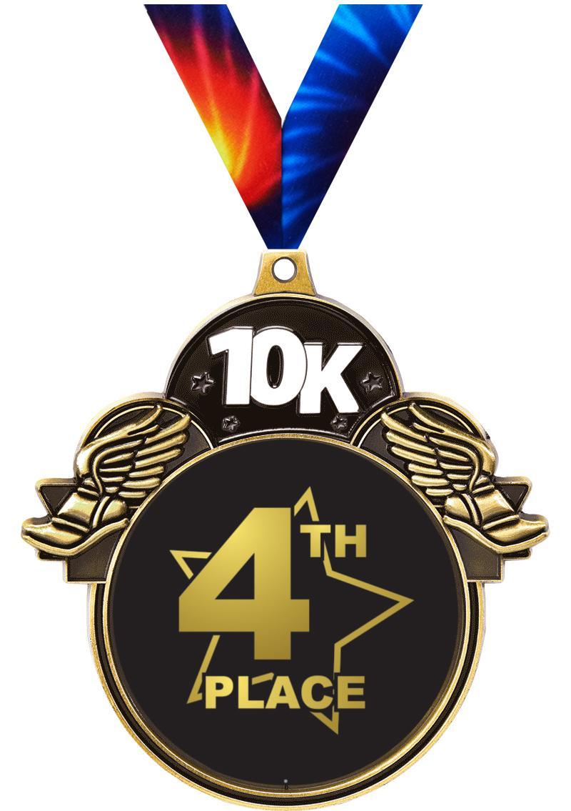 """3""""COLORBURST 10K GOLD MDL"""