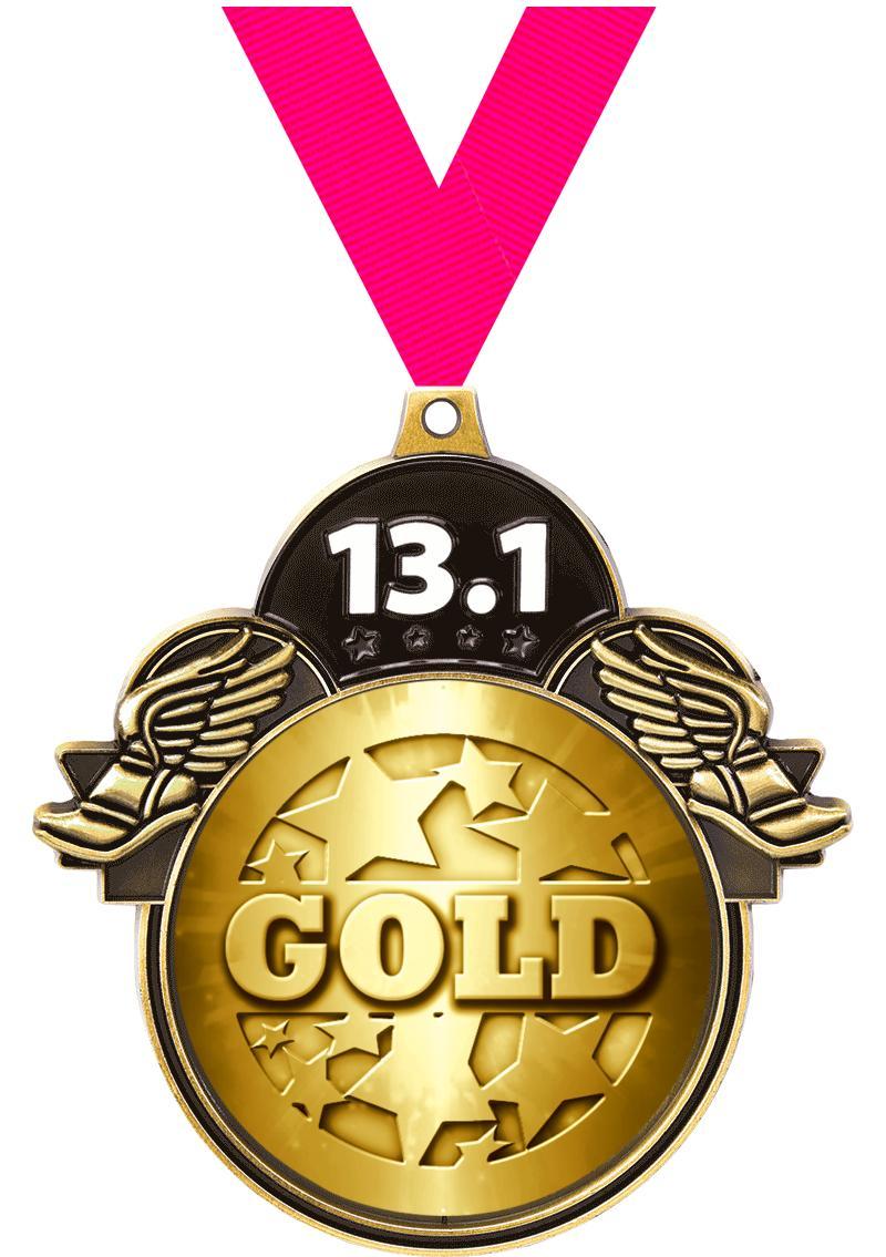"""3""""COLORBURST 13.1 MILE GLD MDL"""