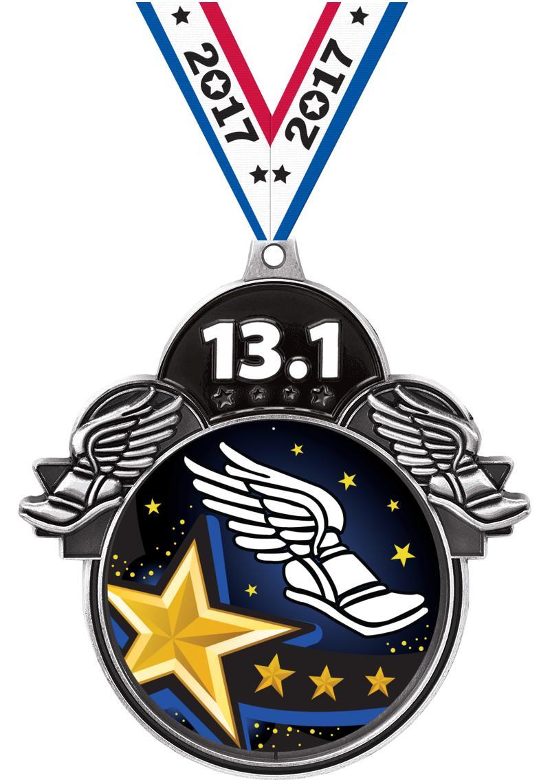 """3""""COLORBURST 13.1 MILE SLV MDL"""