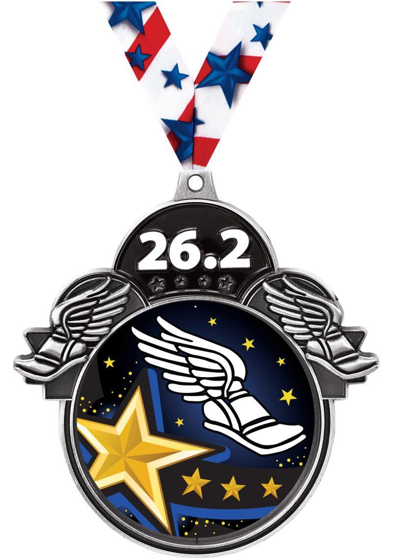 """3""""COLORBURST 26.2 MARATHON SLV"""