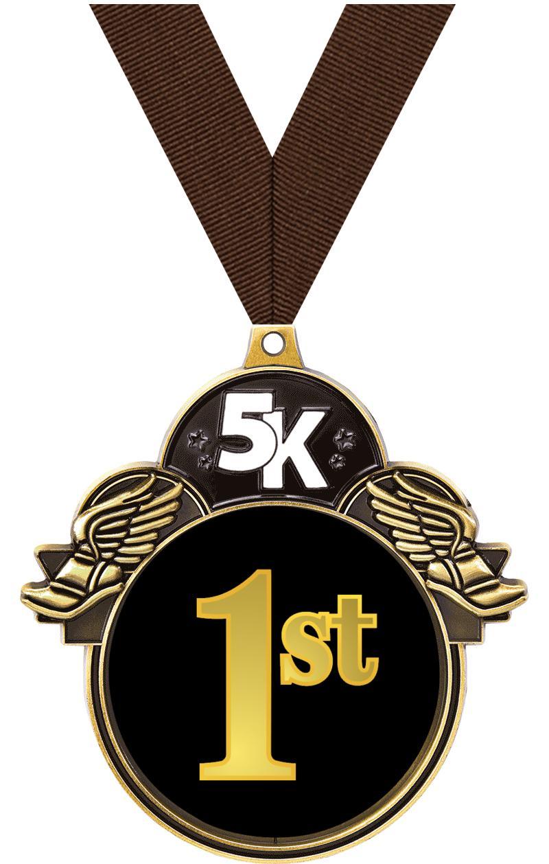 """3""""COLORBURST 5K GOLD MDL"""