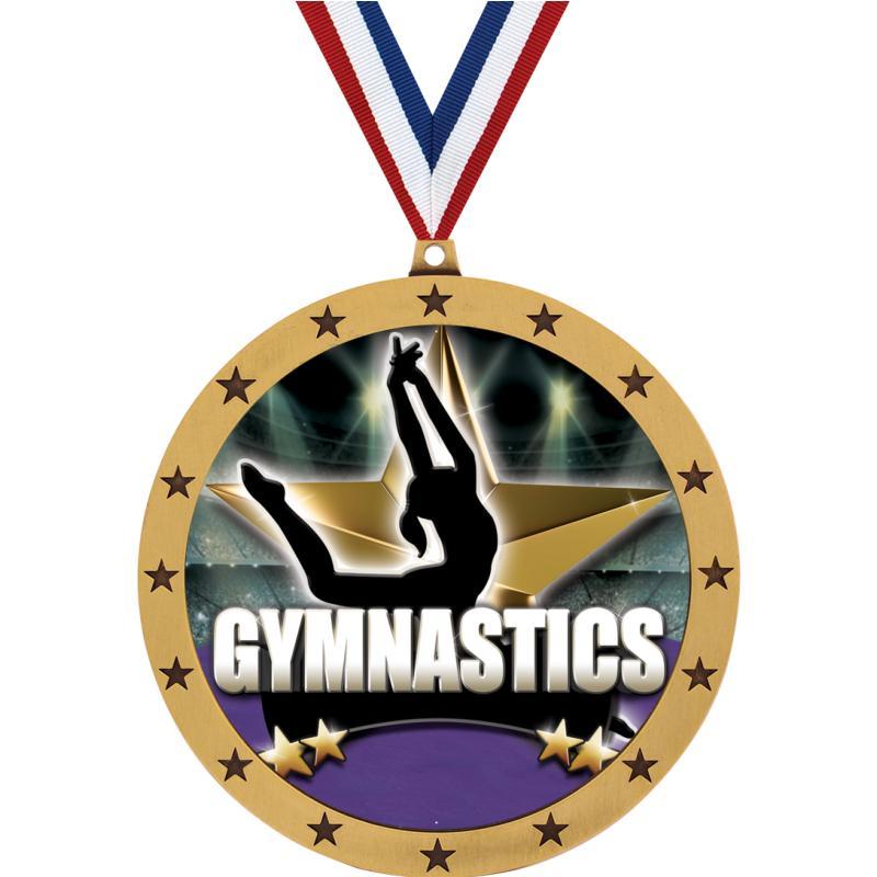 Gymnastics Trophies - Gymnastics Medals - Gymnastics ...