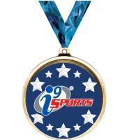 "2 1/4"" i9 Sports Classic Insert Medals"